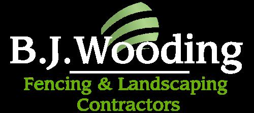 BJ Wooding logo
