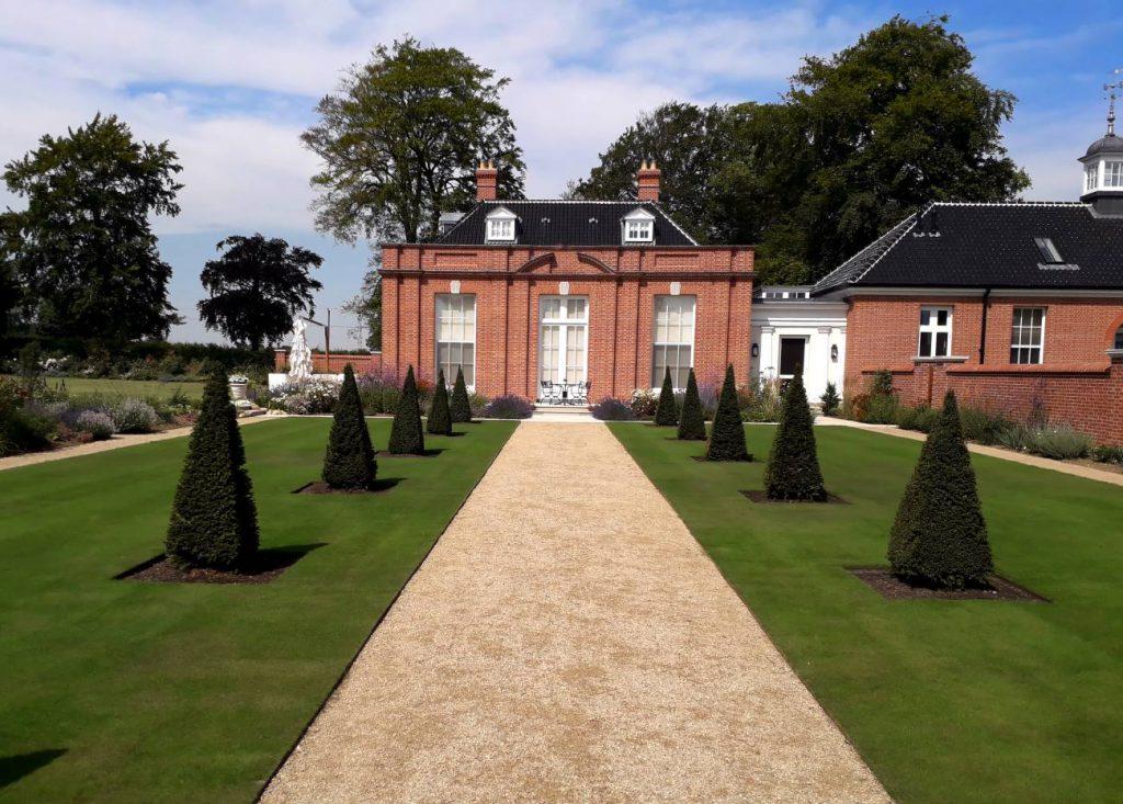garden landscaping case study