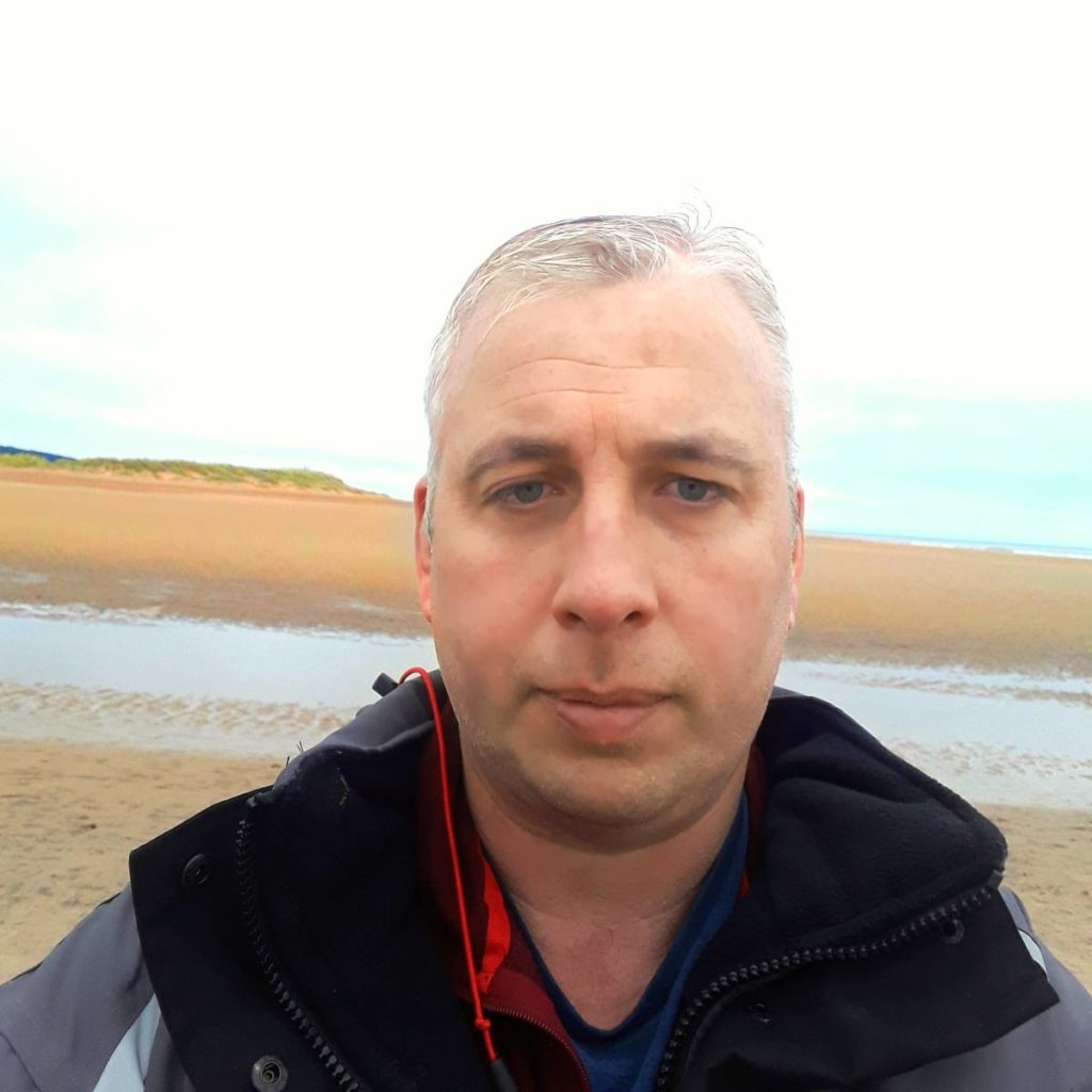 Ben Wooding, owner and founder